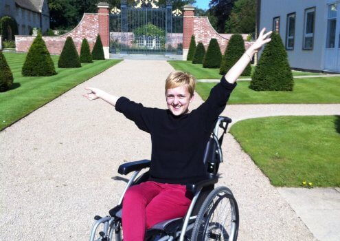 Writing my life – Sara's story