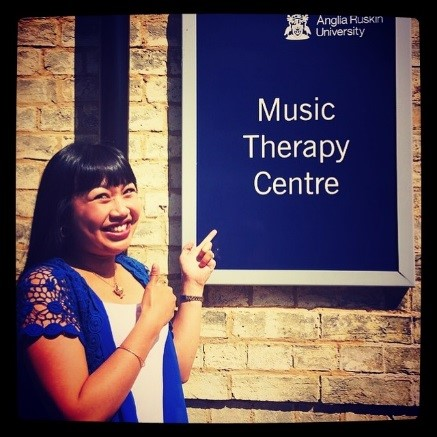 Express yourself through music therapy
