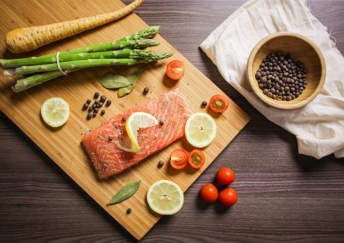 Diet, inflammation and mental health