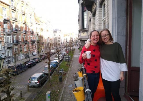 Visiting Brussels with PH